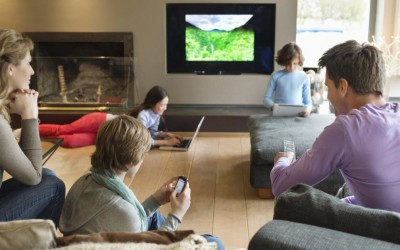 L'addiction aux écrans
